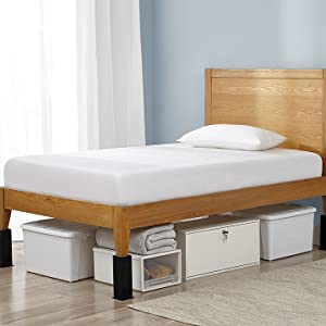 short bed riser for underbed storage college students under the bed skirt