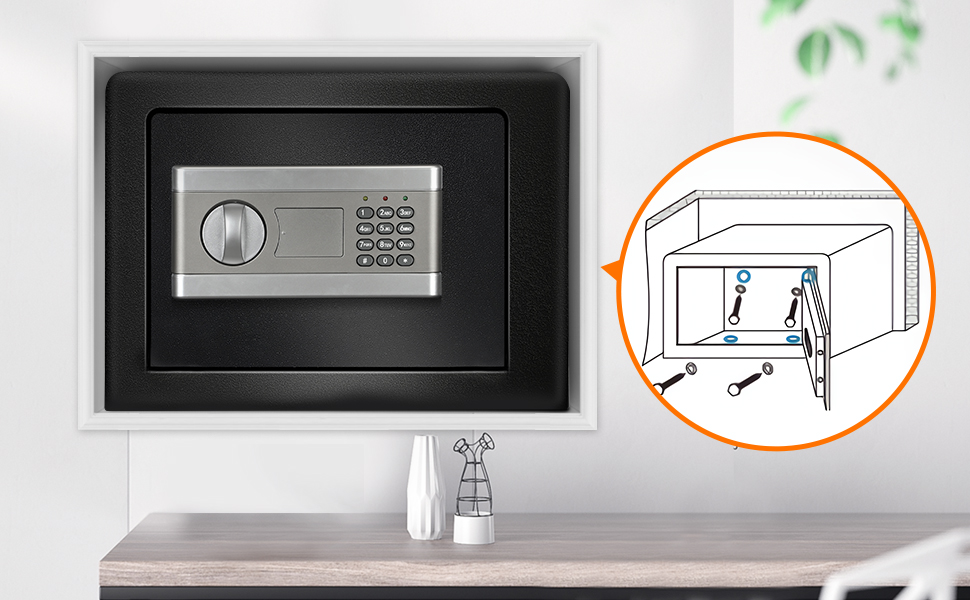 Safe Cabinet Security Box