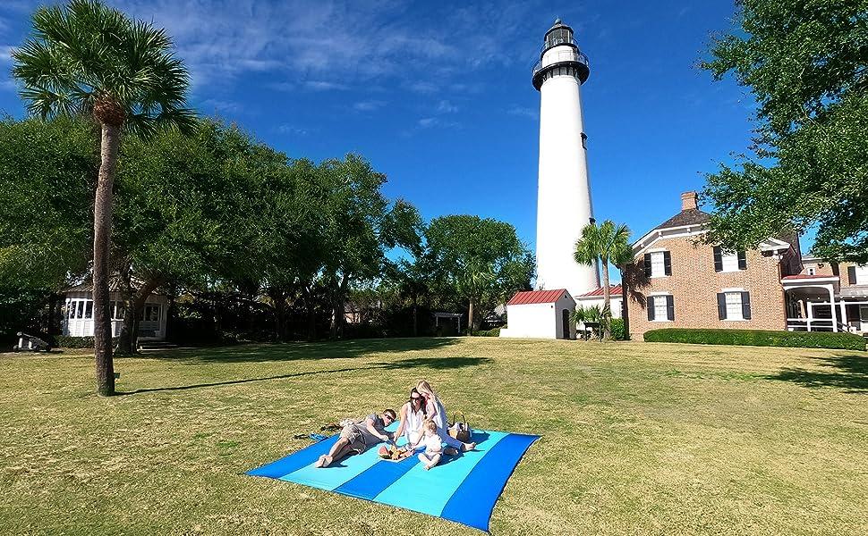 Riptide Lighthouse