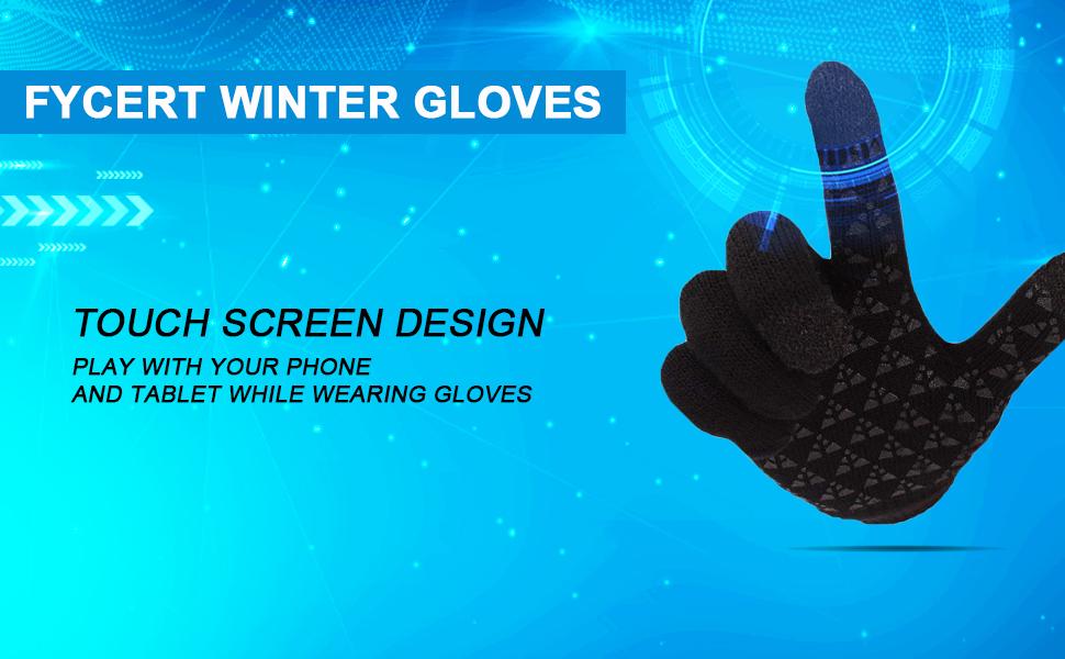 Winter Gloves 1
