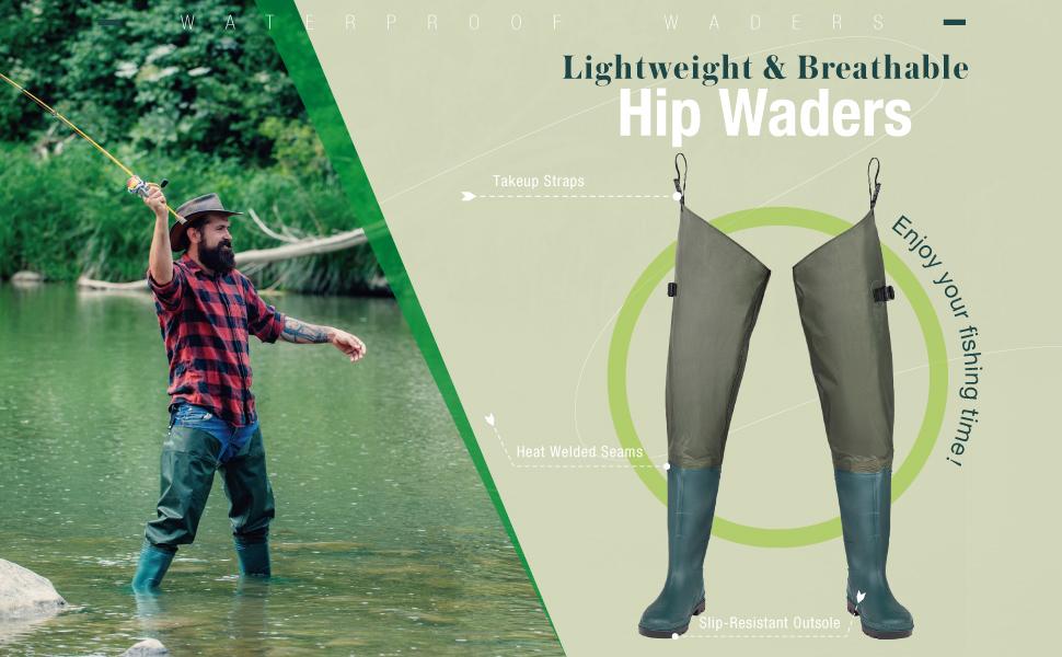 hip waders