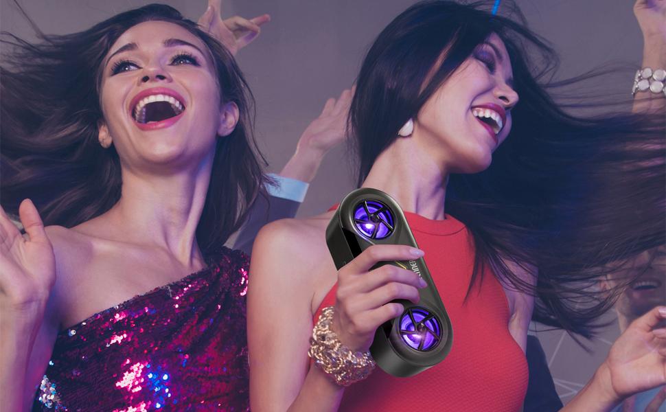 Multi-function Bluetooth Speaker