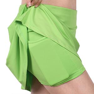 icyzone Athletic Skirts