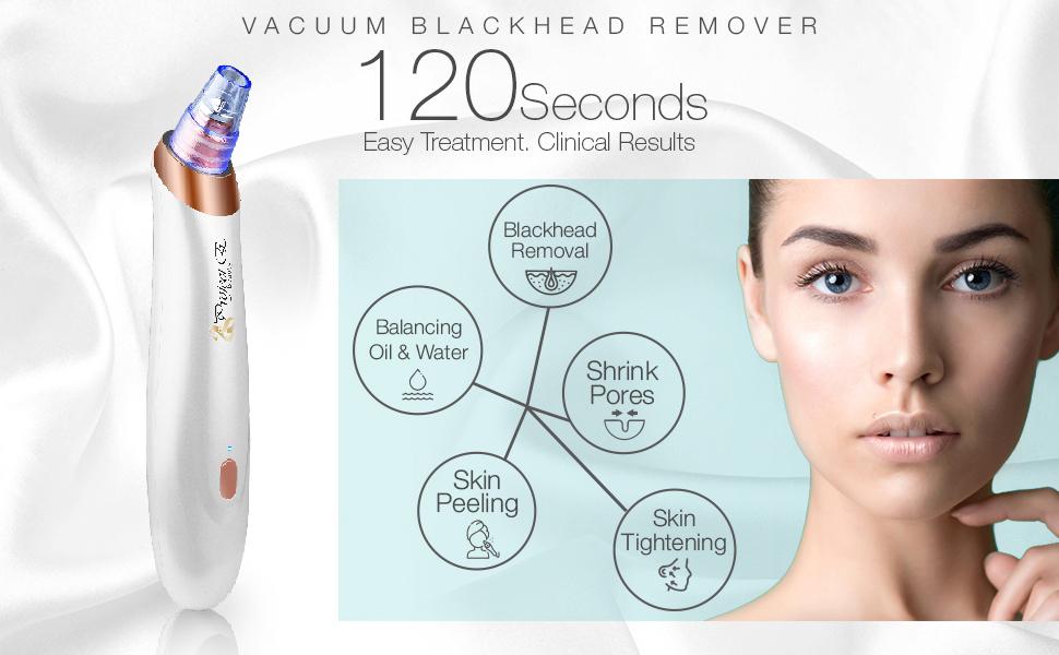 Vacuum Blackhead Remover