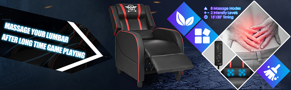 Gaming Recliner Chair