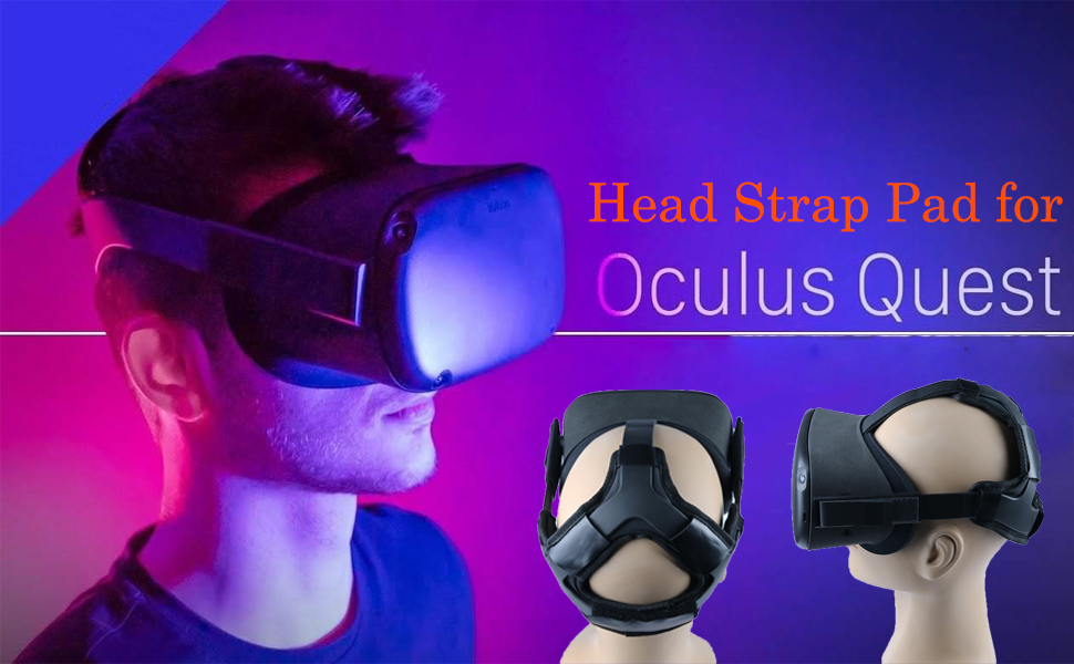 Strap Pad for Oculus Quest