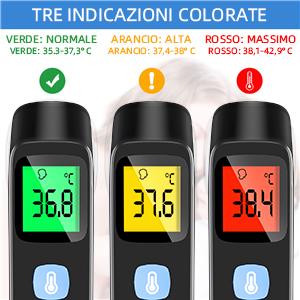 termometro infrarossi febbre, termometro febbre infrarossi,termometro infrarossi,termometro frontale