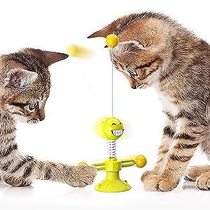 Cat Carousel Toy