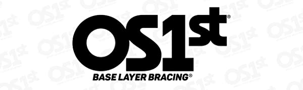 OS1st Base Layer Bracing and Socks with Purpose