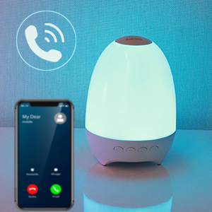 handsfree call lamp