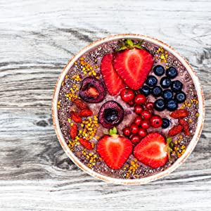 maqui smoothie bowl
