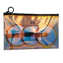Makooa Reusable makeup pouch