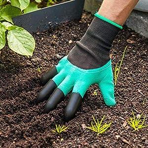 Garden Gloves, raking gloves