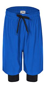 Men's Training Running Fitness Sport Pants Shorts