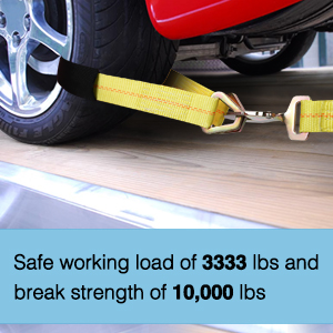 "f5e08e4c 54c9 4123 936a 21cac87806cd. CR0,0,300,300 PT0 SX300 V1 - Trekassy 2""x 120"" Wheel Net Car Tie Down Straps Heavy Duty with Flat Hooks, 3333lbs Safe Working Load, 4 Pack Ratchet for Trailers with 8 Tire Straps, 2 Axle Straps"