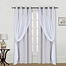 BLACK OUTLET CURTAIN