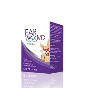 earwax md kids