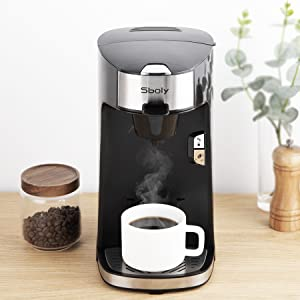 coffee maker k cup