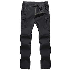 trousers cargo trouser men hiking trousers mens waterproof tactical trousers winter