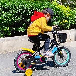14 in boys bike