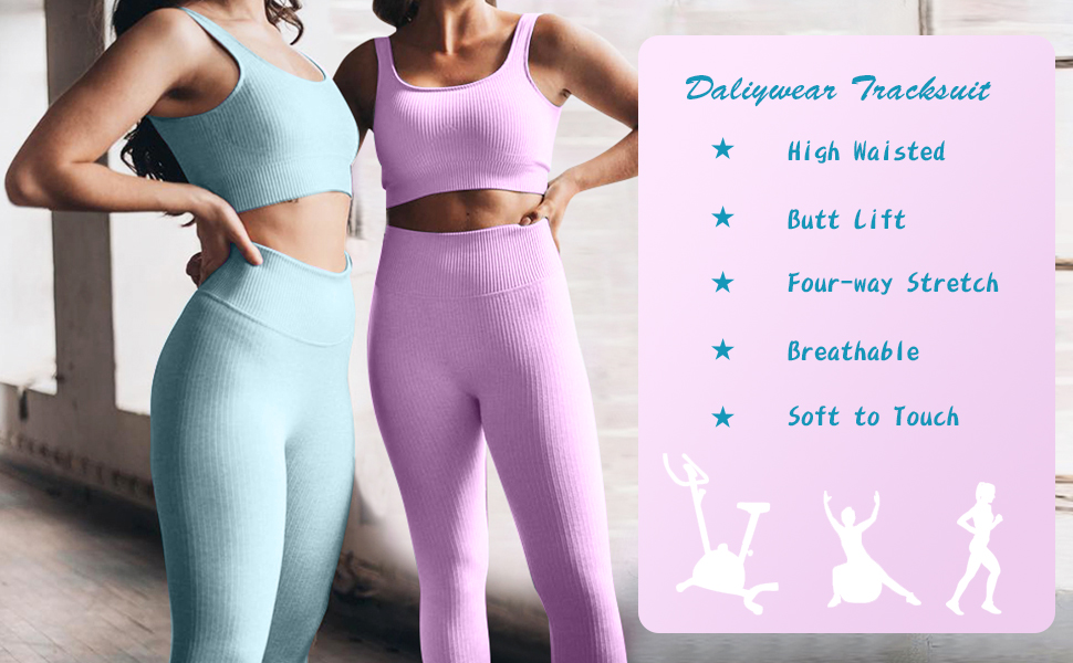2 piece workout set for women