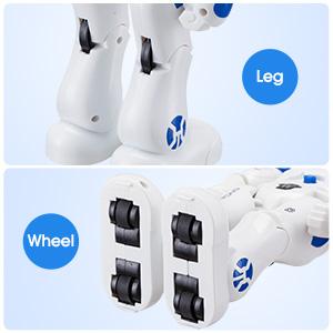 Remote Control Robots for Boys Girls Birthday Gift