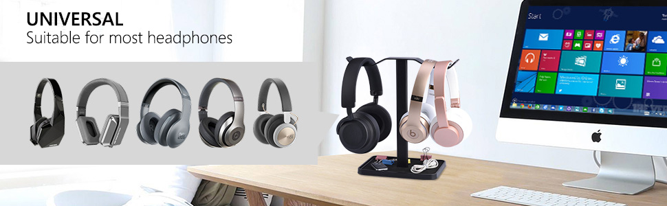 universal headphones stand for bose sony akg and more headphones