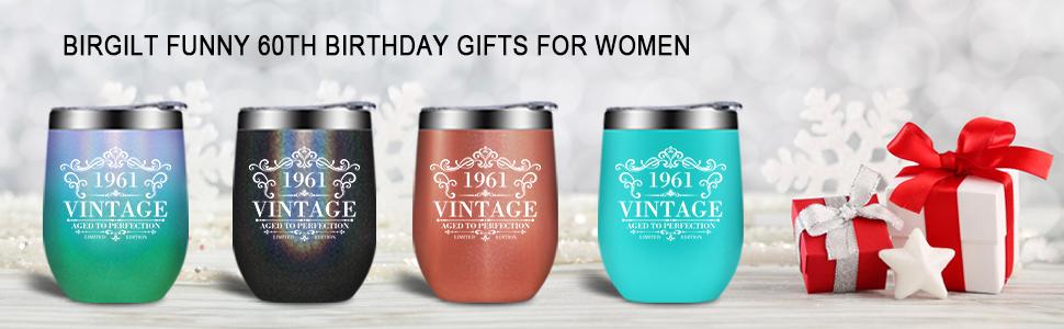 1961 BIRTHDAY GIFTS