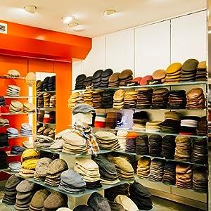 Gran casa de sombreros de Europa