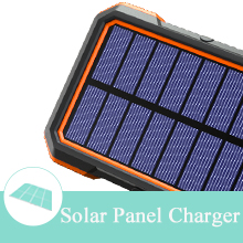 solar charger travel solar power bank for phone
