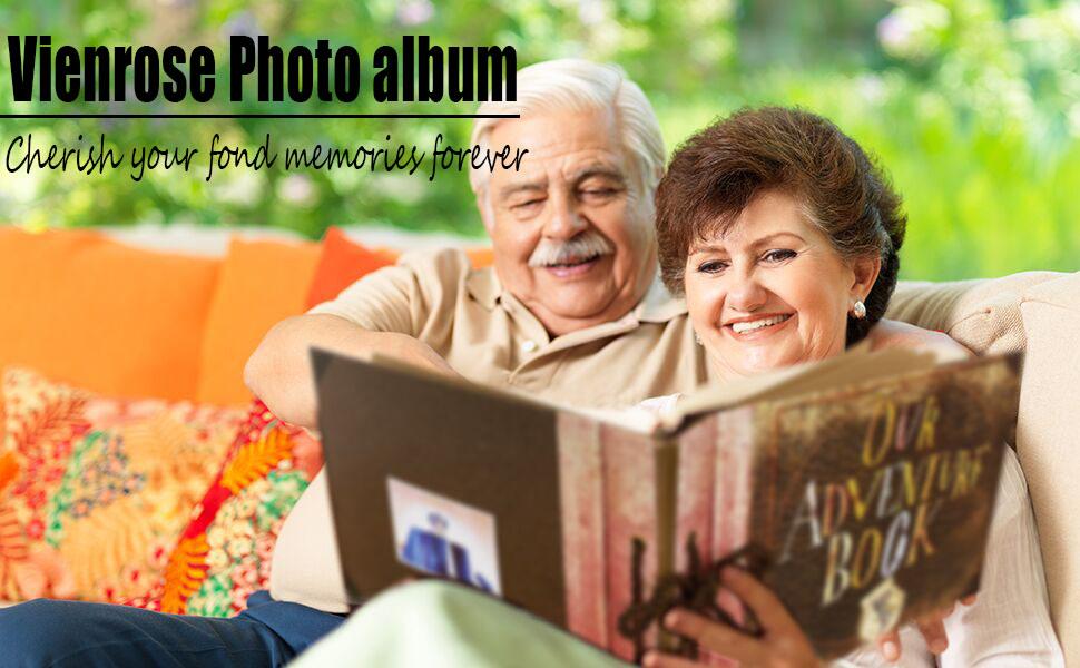 Vienrose Photo Albums
