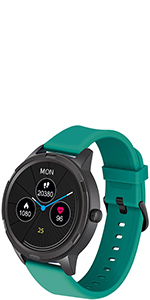 smart watch fitness Activity tracker with Heart Rate Blood Pressure Sleep Step Calorie Monitor