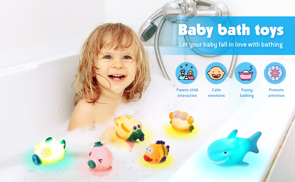 bath toys kids toddlers