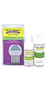 lice treatment kit