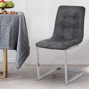 Chaises de salle à manger modernes.