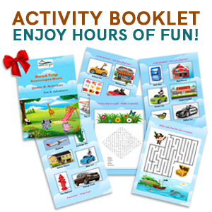 road trip games activities