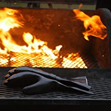 Perfect accessory for your backyard grill or as a great gift