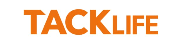 TACKLIFE has been dedicated to provide each customer with trustworthy and great value items.