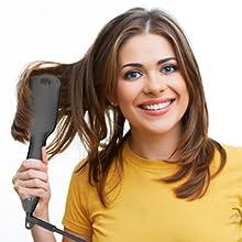 hair brush for thin