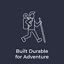 built durable for adventure