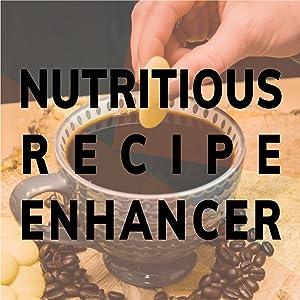 Nutritious Recipe Enhancer Drinks Smoothies Baking Ingredient Organic All Natural Premium Real Food
