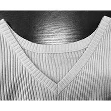 Ancapelion Damen Backless Jumper Kleid Langarm Gestrickt Kleider Midi Lange Stricken Kleid f/ür Herbst Winter