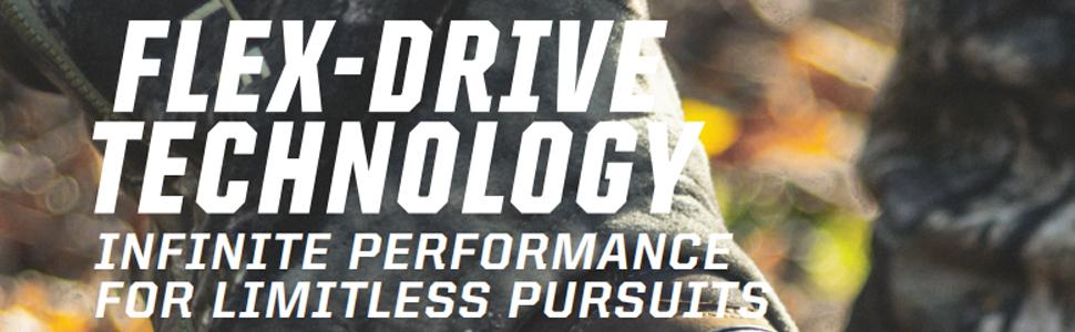 thorogood flex drive technology
