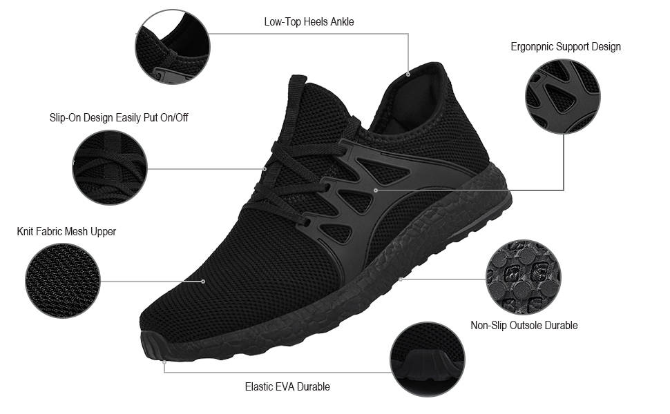 black non slip tennis shoes \u003e Factory Store