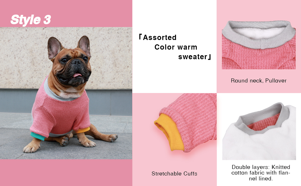 ichoue dog sweater 3
