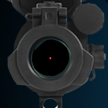 Ronin V10 Crisp Dot