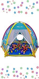 big kids tent