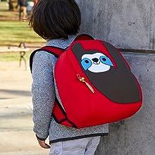 Kids Backpack Sloth Dabbawalla Bags