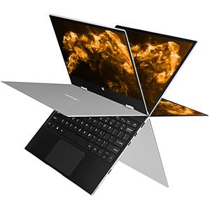 1  2 in 1 Laptop jumper x1 Windows 10 Laptop FHD Touchscreen Display Laptop Computer 11.6 inch 6GB RAM 128GB ROM f644c028 3b00 49af b0ae 5127dc128bd6