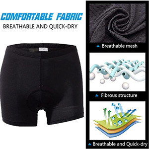 Bike Riding Shorts for Outdoor Sport Indoor Exercise Bike